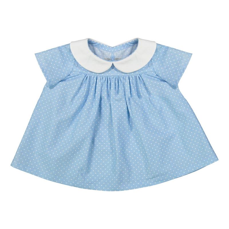 پیراهن نوزادی دخترانه دایان مدل 1321140-58