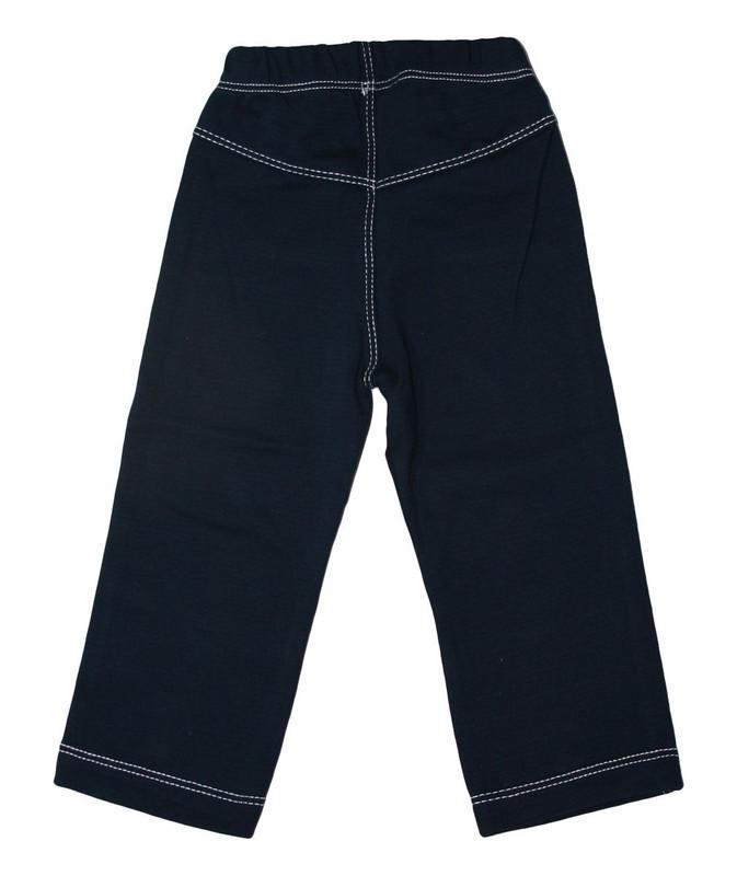 ست تی شرت و شلوار نوزادی پسرانه آدمک مدل 1155011 کد 02
