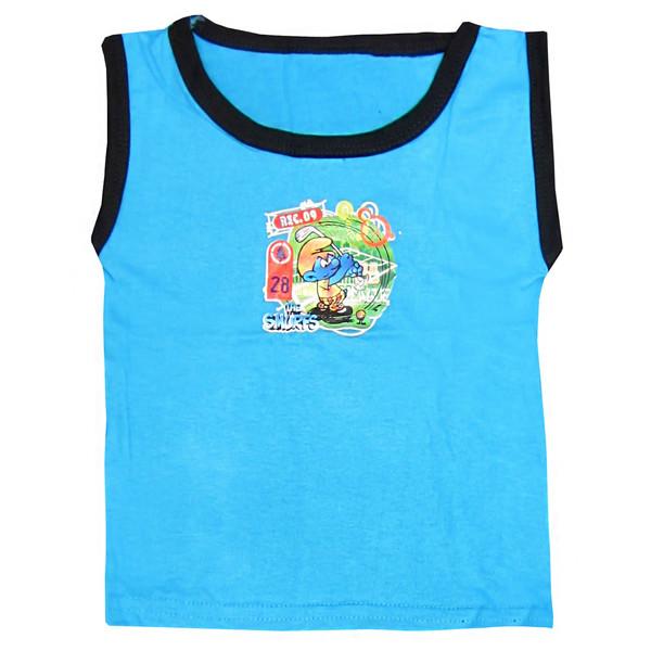 تاپ نوزادی کد 3037 رنگ آبی