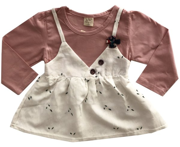 پیراهن دخترانه کد 192