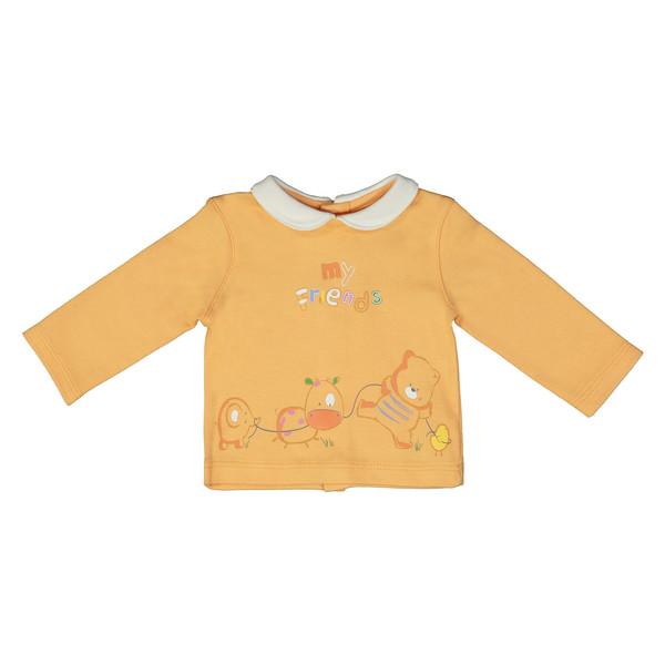 تی شرت نوزادی دخترانه پریناتال کد 01