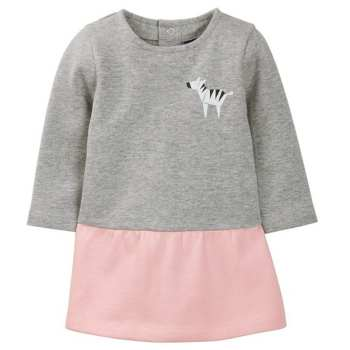 پیراهن نوزادی دخترانه لوپیلو کد VE017