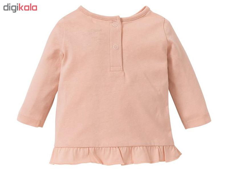 بلوز نوزادی دخترانه لوپیلو کد 1123