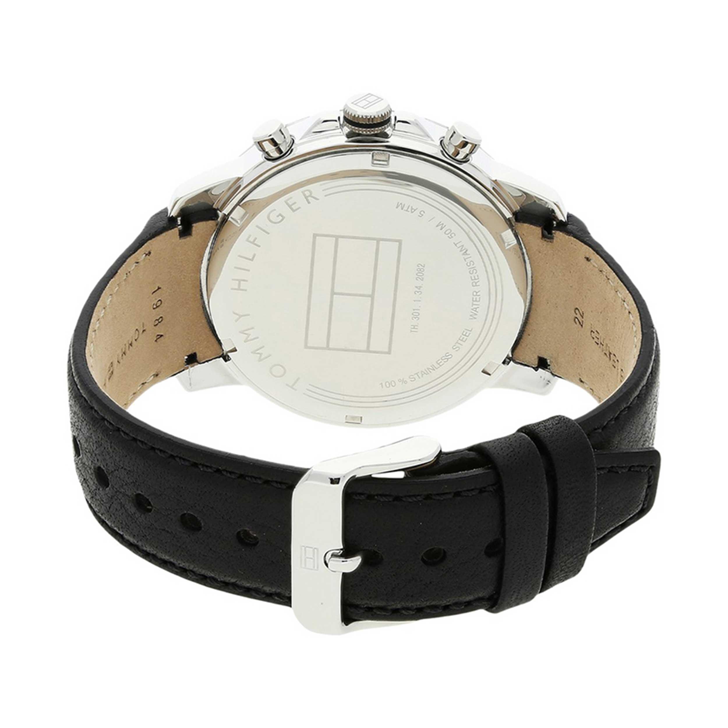 ساعت مچی عقربه ای مردانه تامی هیلفیگر مدل 1791268