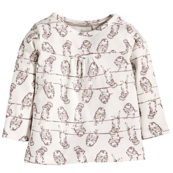 پیراهن نوزادی دخترانه لوپیلو کد 1127