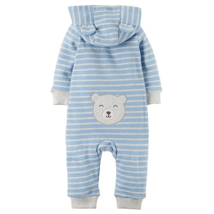 سرهمی نوزادی پسرانه کارترز کد 1091