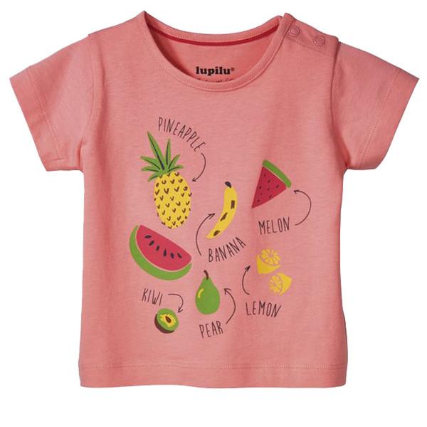 تیشرت نوزادی دخترانه لوپیلو کد 1121