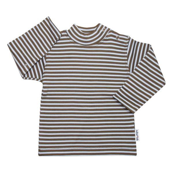 تی شرت آستین بلند نوزادی آدمک کد 03-143201