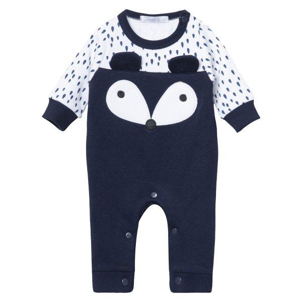 سرهمی نوزادی پسرانه فیورلا مدل راکن کد 2927