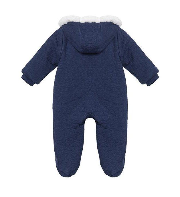 سرهمی نوزادی پسرانه فیورلا مدل سیوان کد 2947