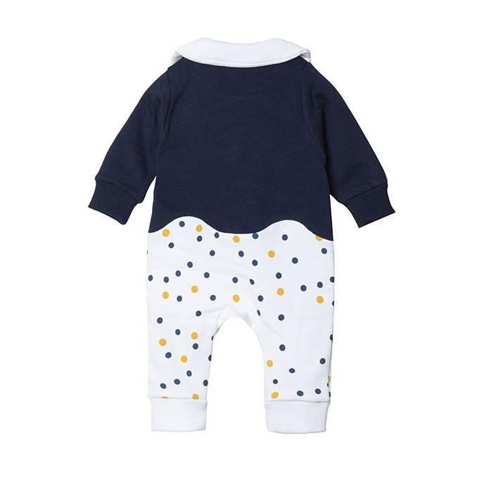 سرهمی نوزادی دخترانه فیورلا مدل ربیط کد 2928