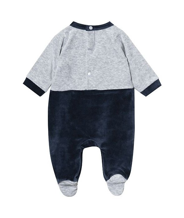 سرهمی نوزادی پسرانه فیورلا مدل ماهور کد 2990