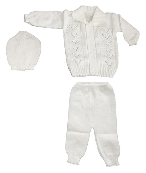 ست 3 تکه لباس نوزاد مدل 02