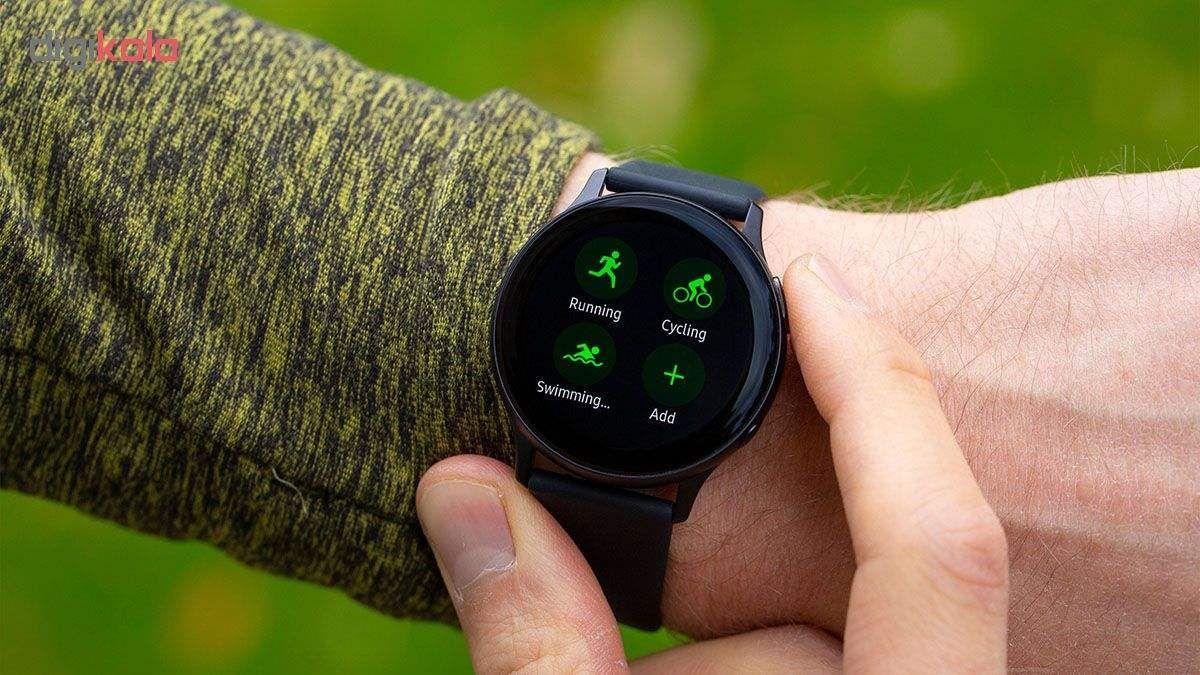 ساعت هوشمند سامسونگ مدل Galaxy Watch Active2 44mm Leatherband Smart main 1 5