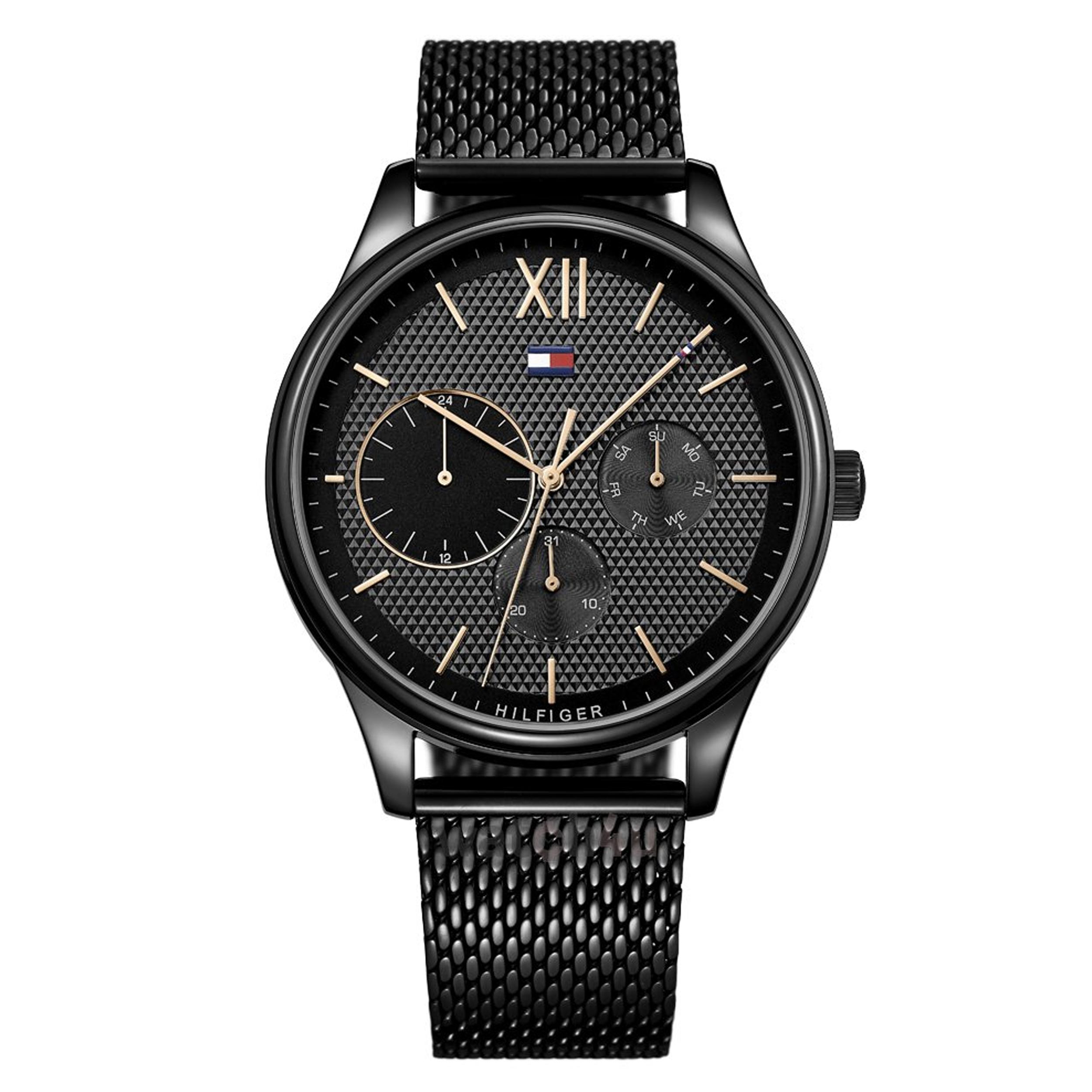 ساعت مچی عقربه ای مردانه تامی هیلفیگر مدل 1791420