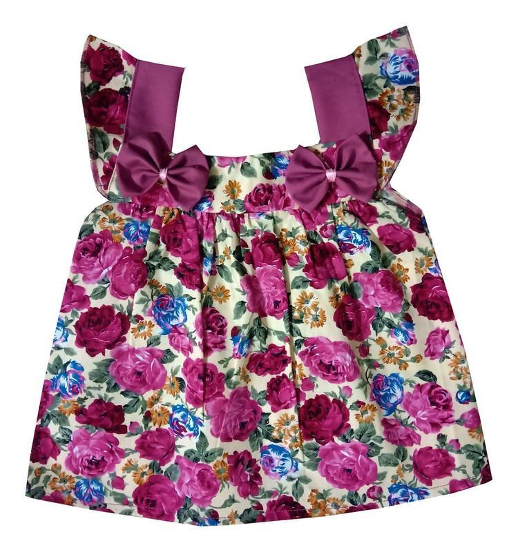 ست 3 تکه لباس نوزادی دخترانه کد 03