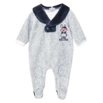 سرهمی نوزادی پسرانه فیورلا مدل زانیار کد 2925