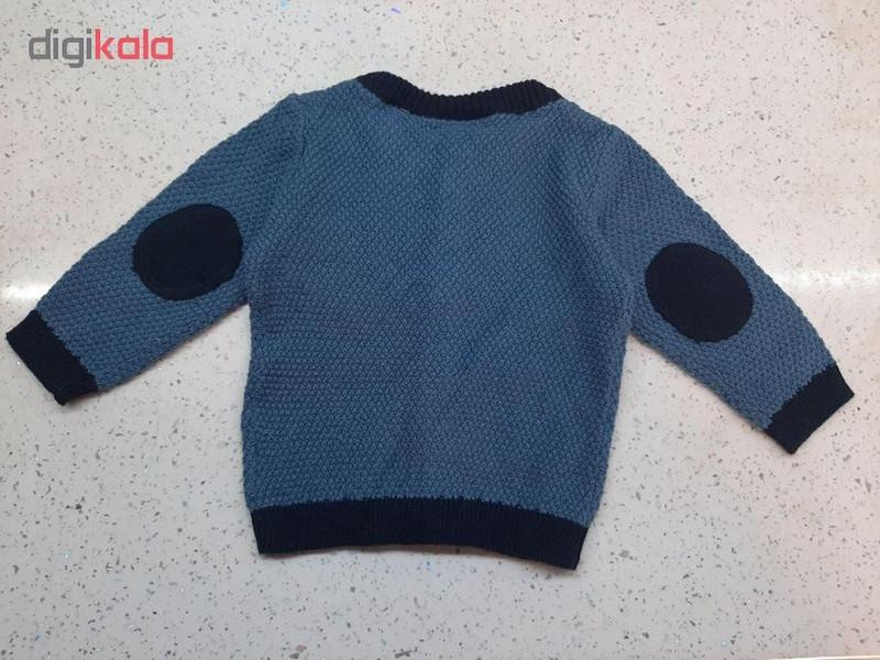 ژاکت نوزاد لوپیلو کد 4120