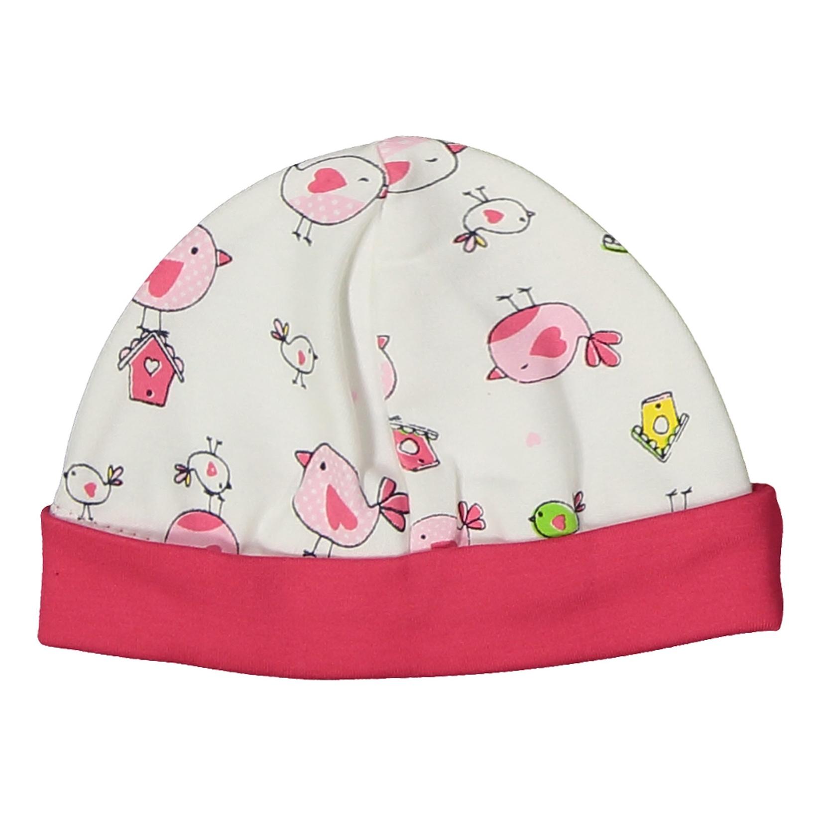 ست سرهمی و کلاه نوزادی آدمک مدل 2171103-88