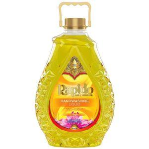 مایع دستشویی زرد راپیدو مقدار 3000 گرم
