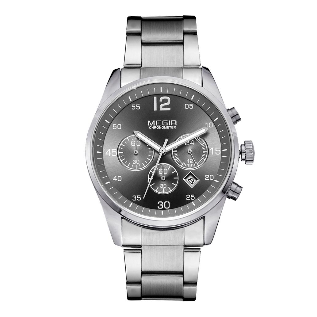 کد تخفیف                                      ساعت مچی عقربه ای مردانه مگیر مدل MS2010G-1