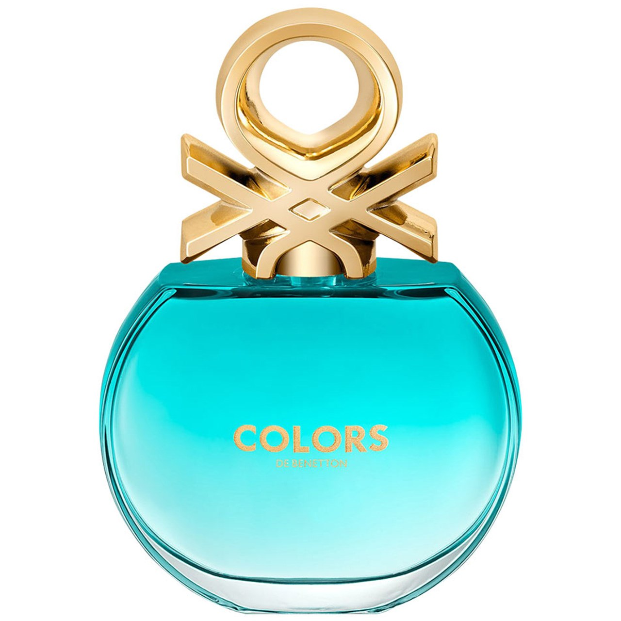 ادو تویلت زنانه بنتون مدل Colors de Benetton Blue حجم 80 میلی لیتر