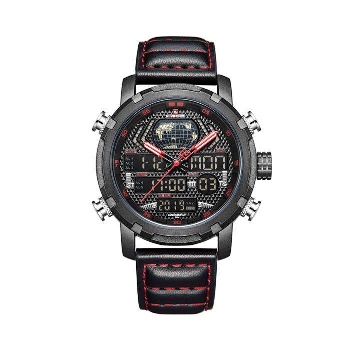 کد تخفیف                                      ساعت مچی عقربه ای مردانه نیوی فورس مدل NF9160 BRB