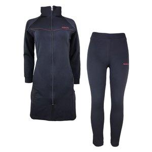 ست گرمکن و شلوار ورزشی زنانه مدل R-BL100