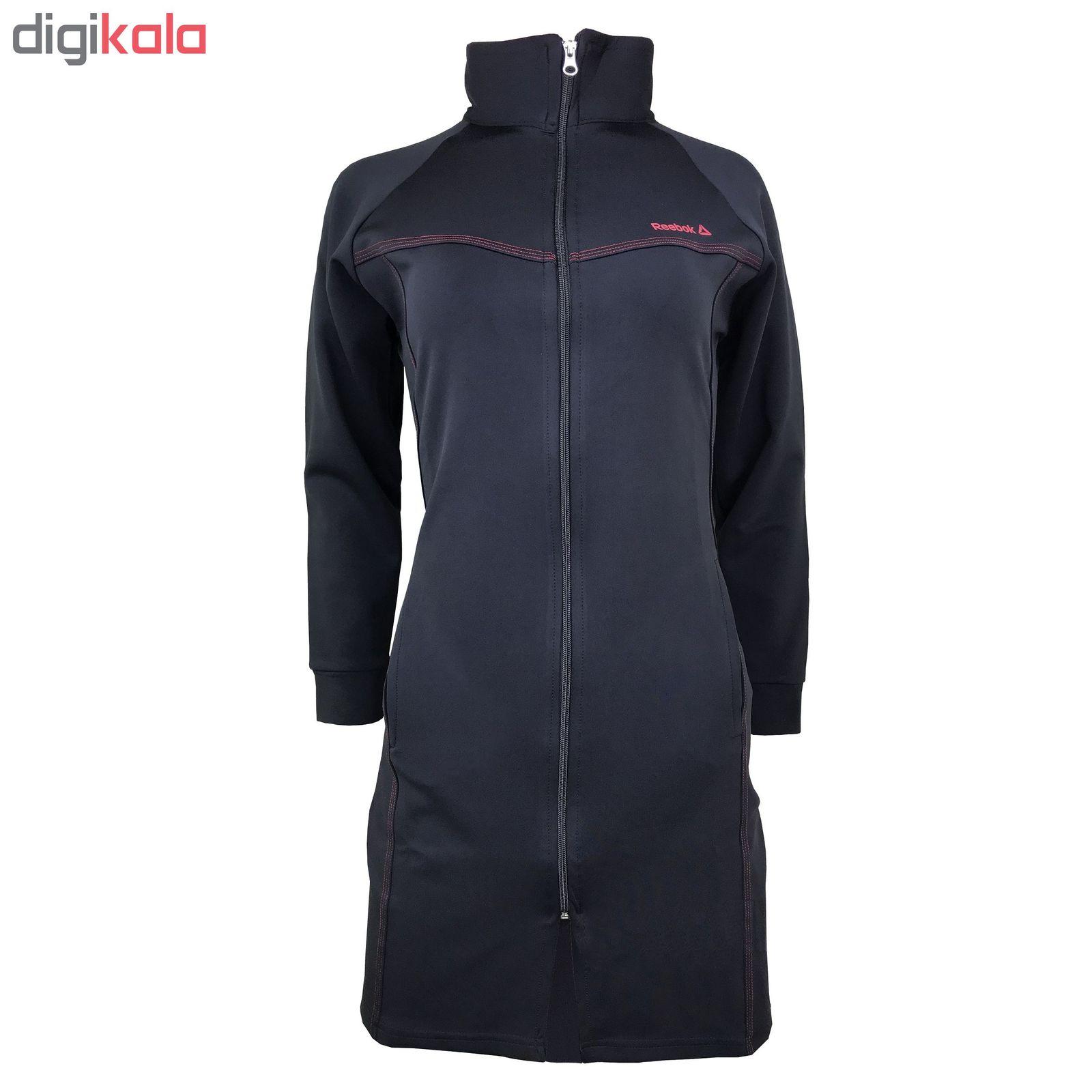 ست گرمکن و شلوار ورزشی زنانه مدل R-BL100 main 1 3