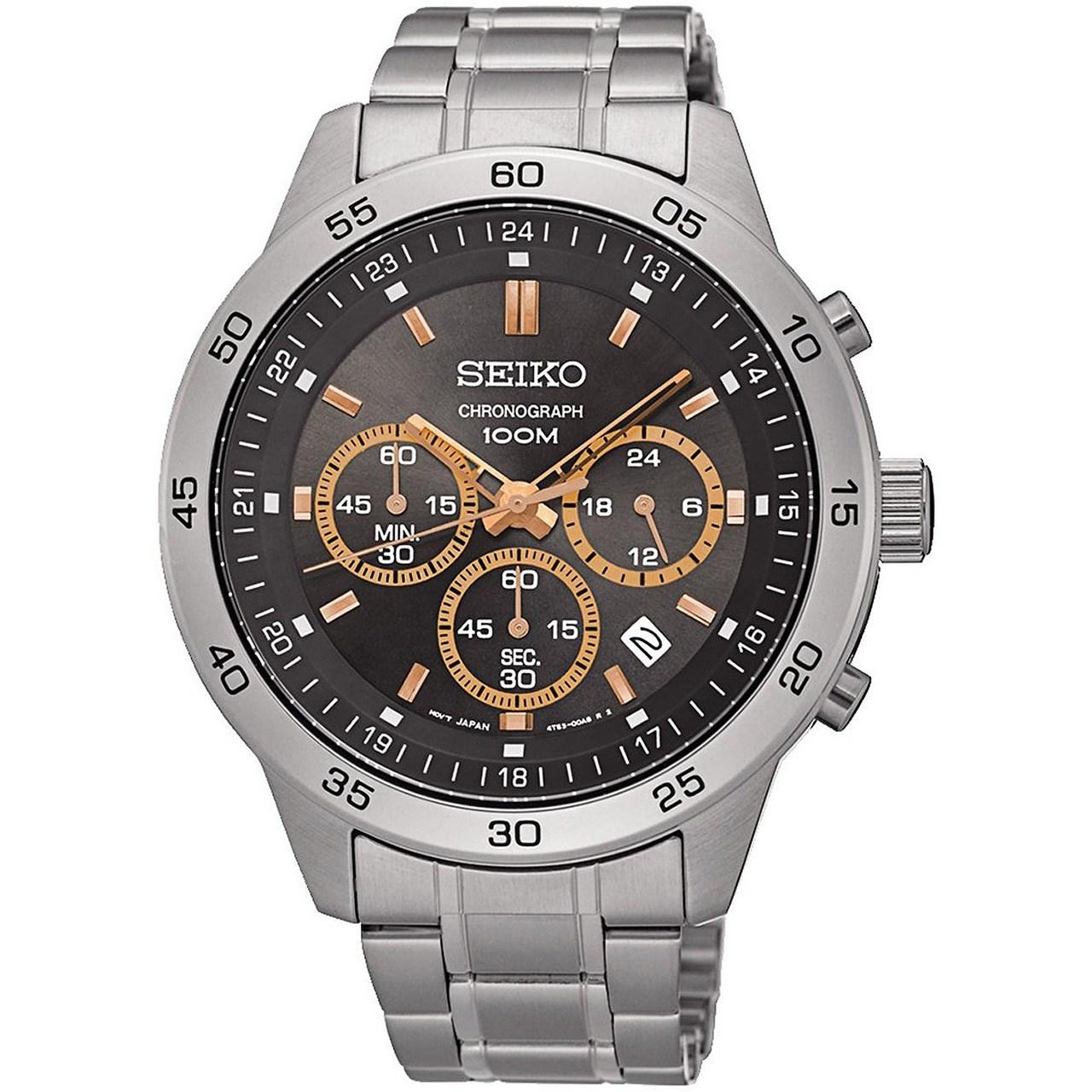 ساعت مچی عقربه ای مردانه سیکو مدل SKS521P1 39