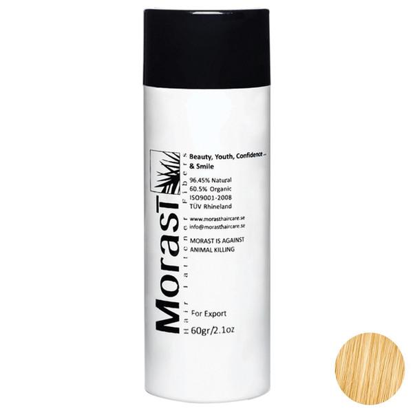 پودر پرپشت کننده موی مورست مدل Blond مقدار 60 گرم