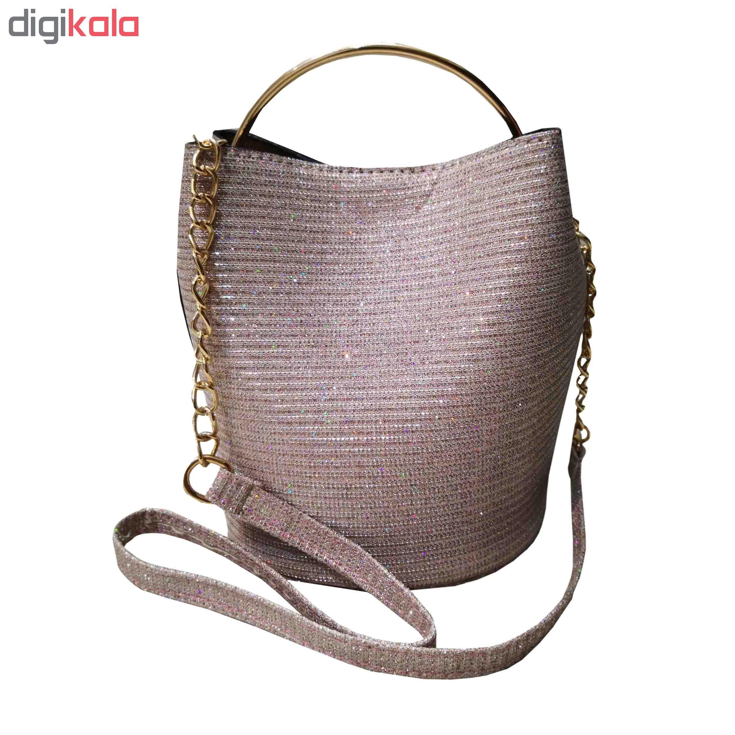 کیف دوشی زنانه کد Bgn01