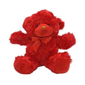 عروسک طرح خرس رزی کد 796  ارتفاع 22 سانتی متر