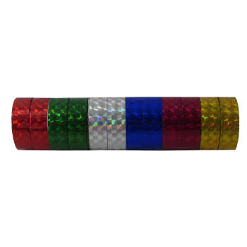 چسب نواری کد 01 عرض 1 سانتی متر بسته 12 عددی