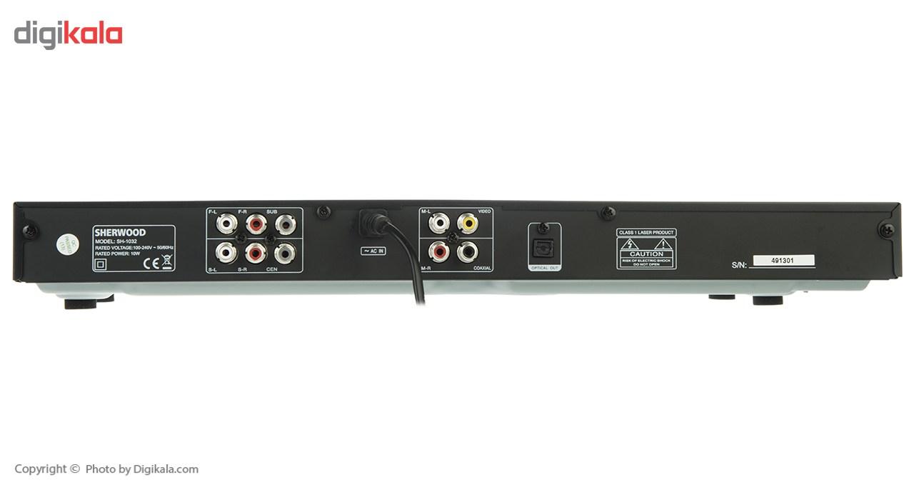 پخش کننده دی وی دی شروود مدل SH-1032