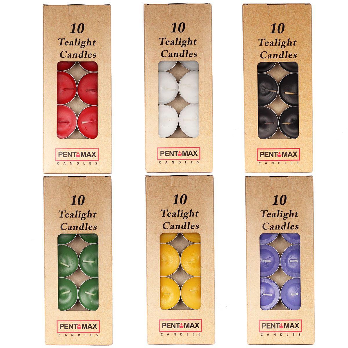 شمع وارمر پنت مکس مدل TeaLight بسته 10 عددی main 1 1