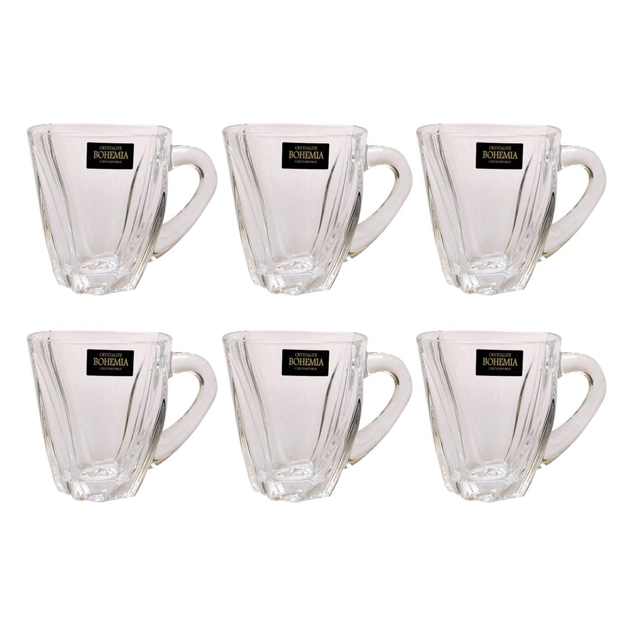 فنجان بوهمیا کد 1726 بسته 6 عددی