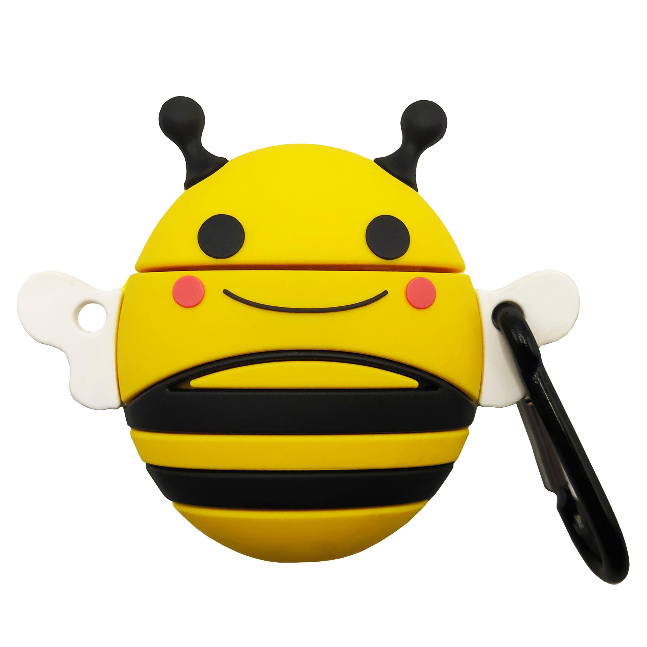 کاور طرح Bee کد 001 مناسب برای کیس اپل ایرپاد