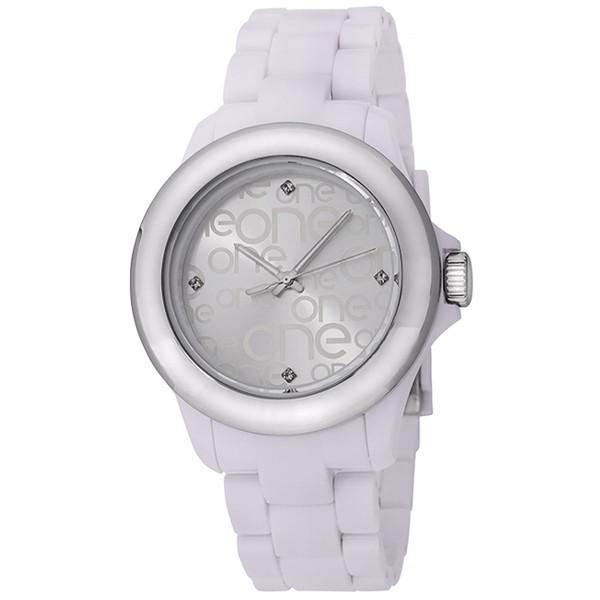 ساعت مچی عقربه ای زنانه وان واچ مدل OA3074BL11E
