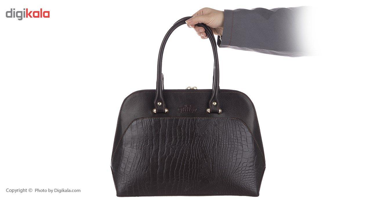 کیف دستی زنانه شیفر مدل 9869B02 -  - 6