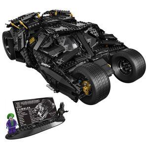 ساختنی دکول مدل ماشین بتمن 7111
