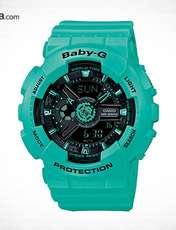 ساعت مچی عقربه ای زنانه کاسیو مدل Baby-G BA-111-3ADR -  - 2