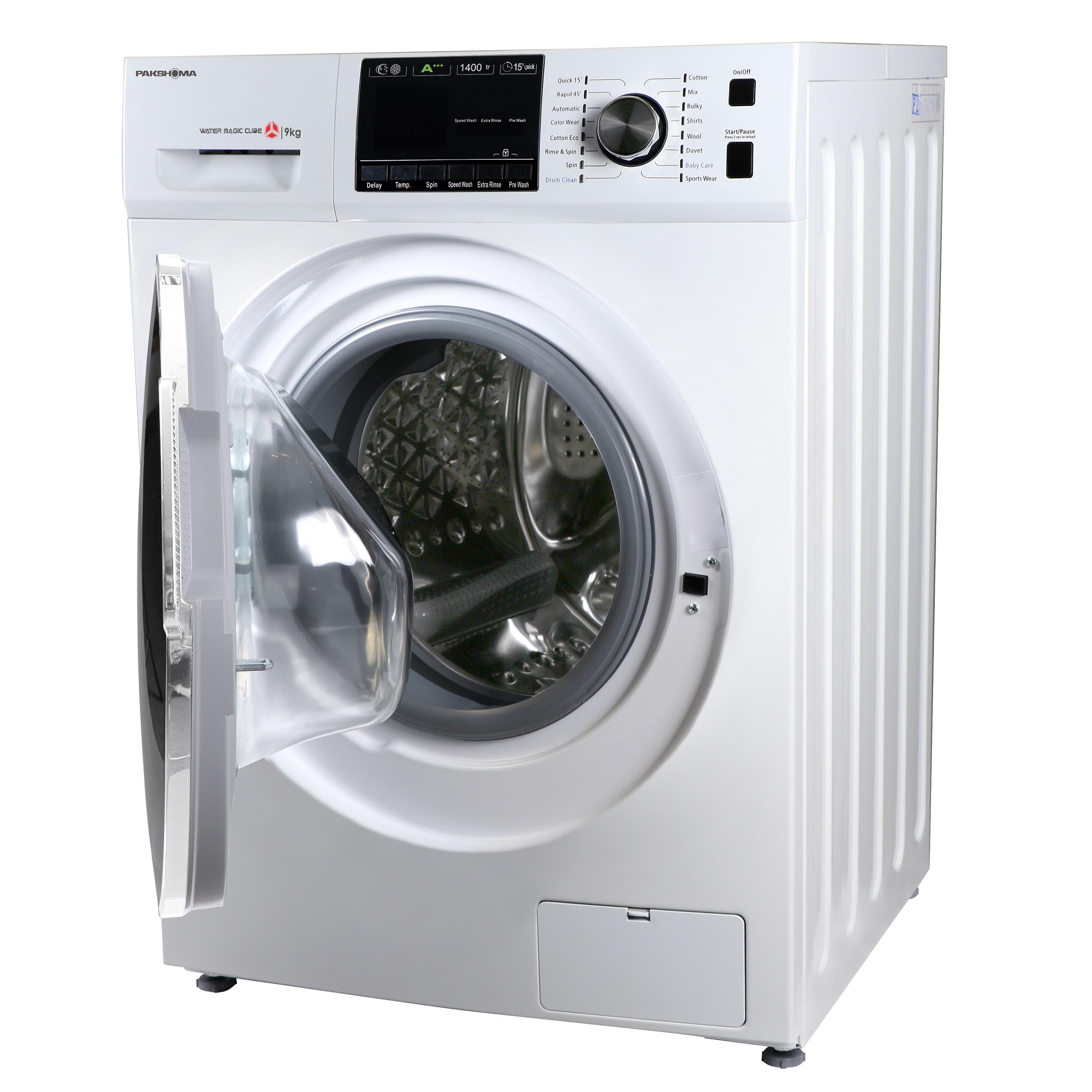 ماشین لباسشویی پاکشوما مدل TFU-94407 ظرفیت 9 کیلوگرم main 1 5