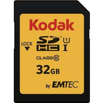 کارت حافظه SDHC امتک کداک کلاس 10 استاندارد UHS-I U1 سرعت 85MBps 580X ظرفیت 32 گیگابایت