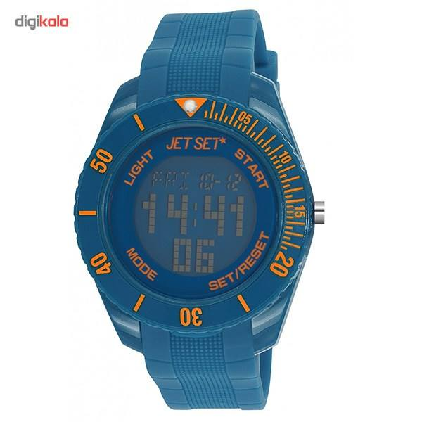ساعت مچی دیجیتال جت ست مدل J93491-15 -  - 1