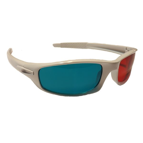 عینک سه بعدی پسیو مدل i3d سفید
