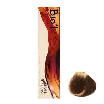 رنگ مو بیول سری Walnut شماره 8.9 حجم 100 میلی لیتر رنگ بلوند گردویی روشن