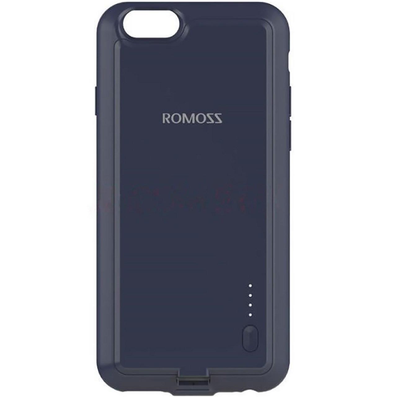 کاور شارژ روموس مدل Encase 6P ظرفیت 2800 میلی آمپر ساعت مناسب برای گوشی موبایل آیفون 6 پلاس/6s پلاس