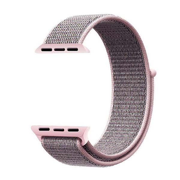 بند مدل sport loop  مناسب برای اپل واچ 38/40 میلی متری