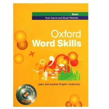 کتاب Oxford Word Skills Basic اثر  Ruth Gairns and Stuart Redman انتشارات Oxford
